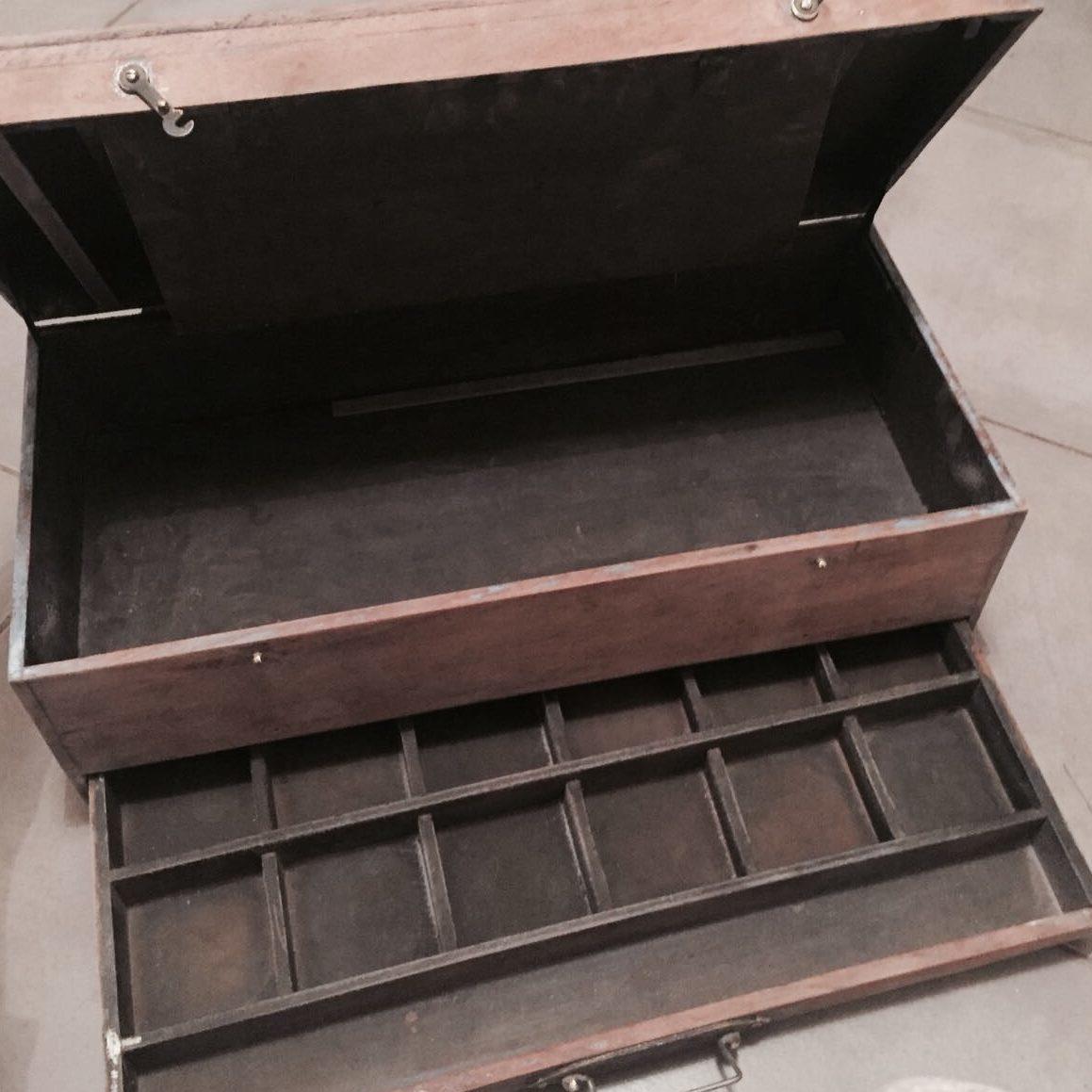 restaurer coffre en bois begimmick begimmick. Black Bedroom Furniture Sets. Home Design Ideas