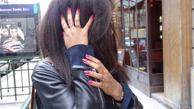 lissage brésilien sur cheveux crepu