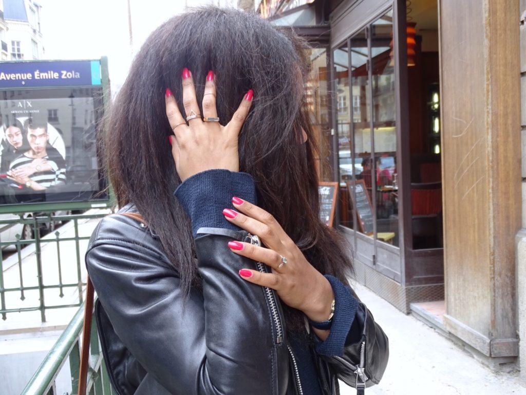 lissage brésilien sur cheveux crépus